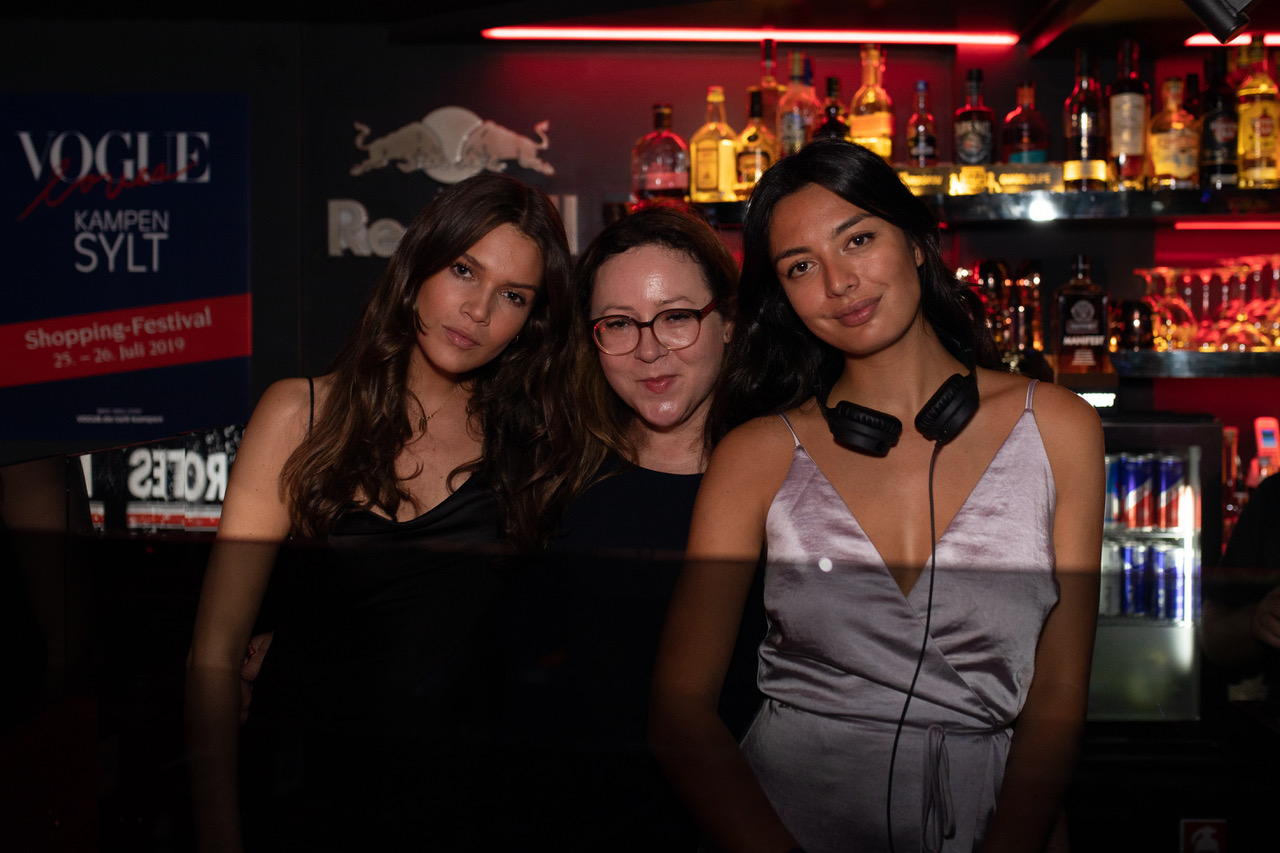 VOGUE loves Kampen Opening Party @ Club Rotes Kliff